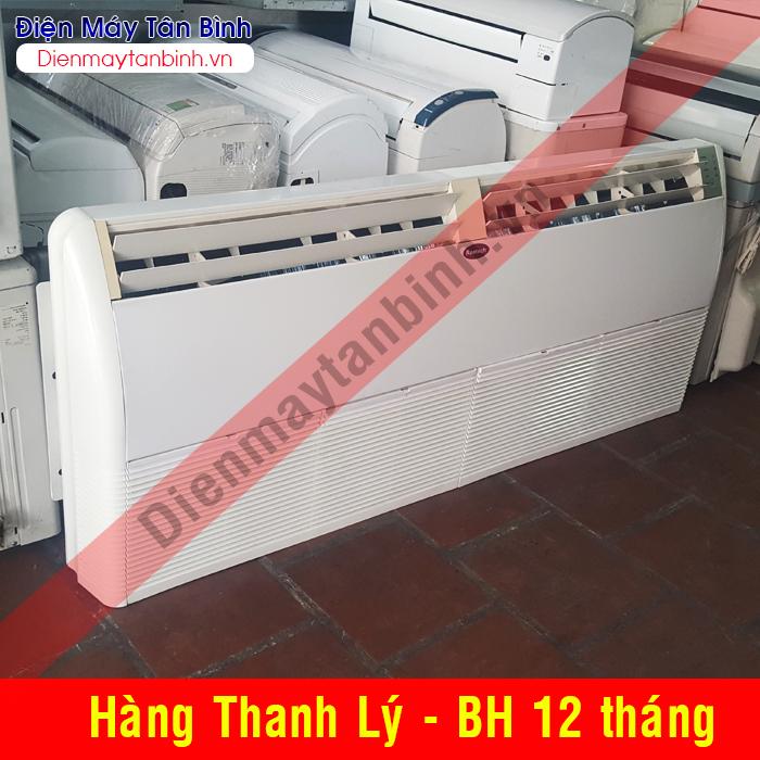 Máy lạnh cũ treo sát trần Reetech 5Hp