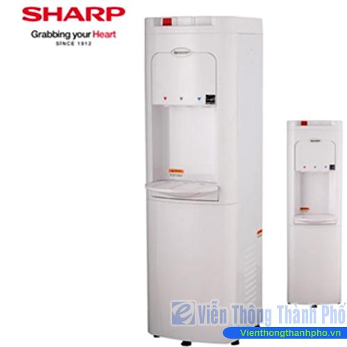 Máy nước uống nóng lạnh Sharp SWD-T700W