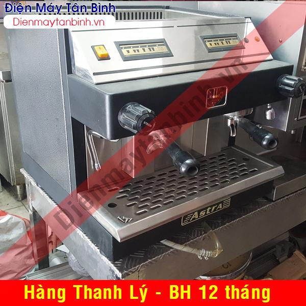 Thanh lý máy pha cà phê Astra 2 group