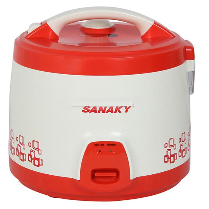 Nồi cơm điện 1.8L Sanaky SNK-184T