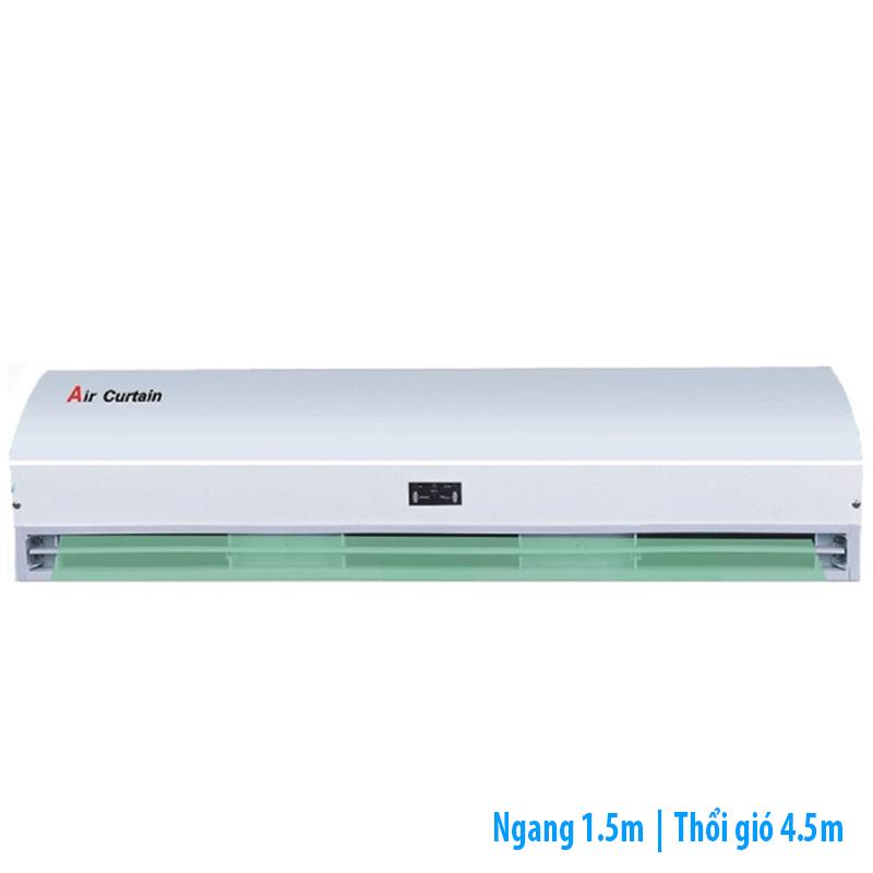 Quạt chắn gió phòng máy lạnh Oulai FM4515D