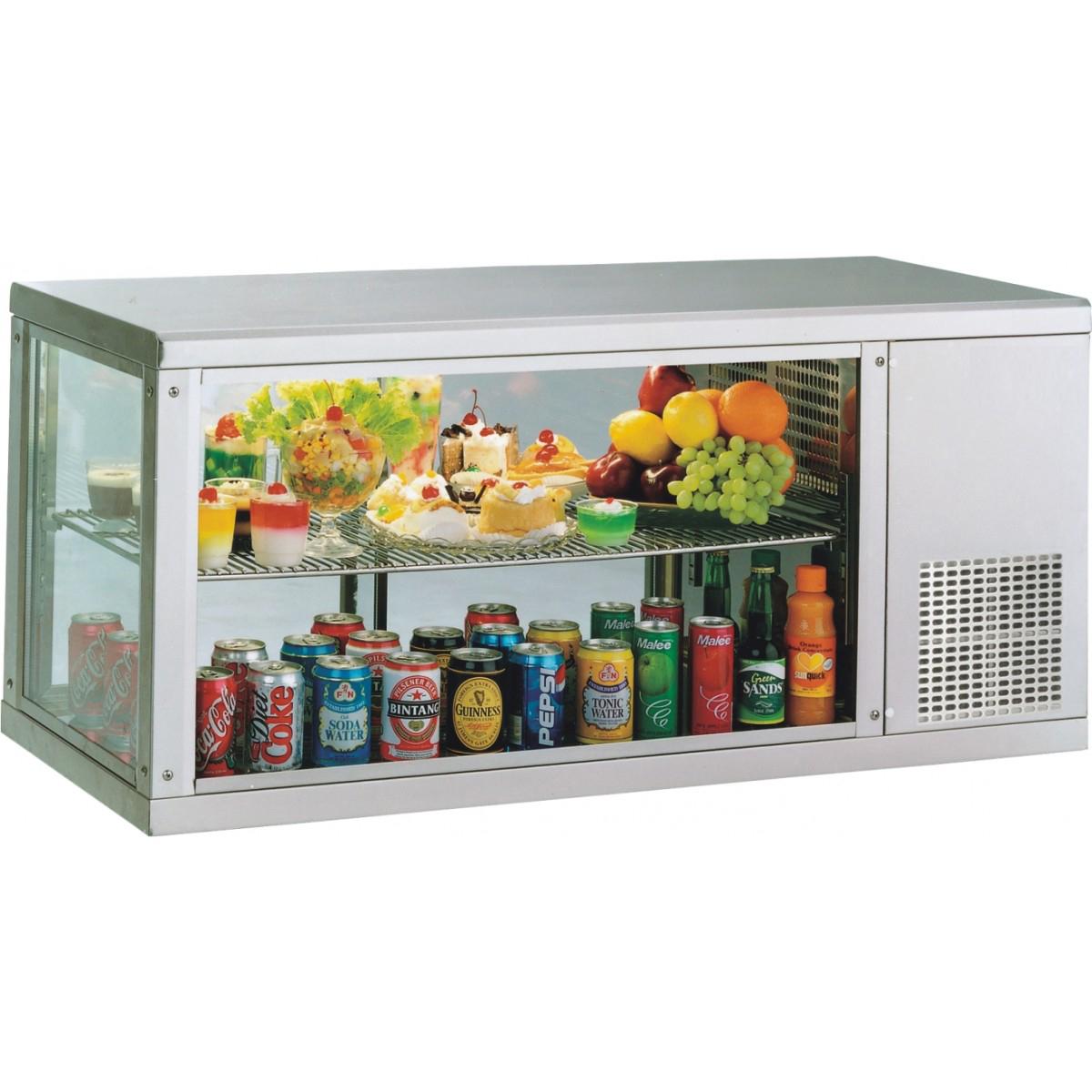 Quầy lạnh trưng bày mini đặt bàn DAKO
