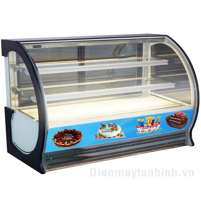 Tủ mát bánh sinh nhật Sanaky VH-1800HP