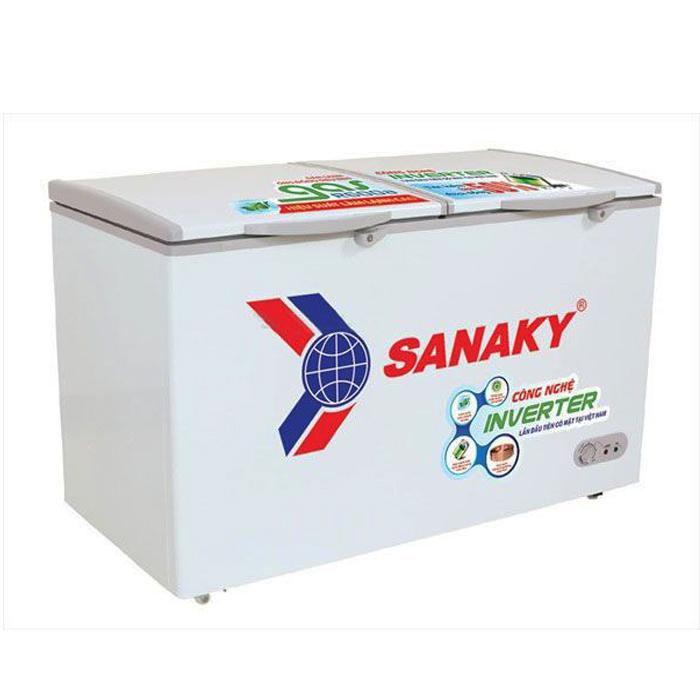 Tủ đông 250 lít Sanaky VH-2599A3 (inverter gas R600a)