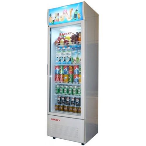 Tủ mát Sanaky inverter VH-168K3 (160L)