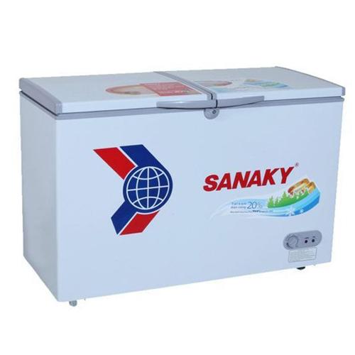 Tủ đông mát 200L Sanaky inverter VH-2299W3