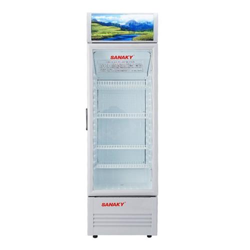 Tủ mát Sanaky inverter VH-258K3 (250L) model 2017