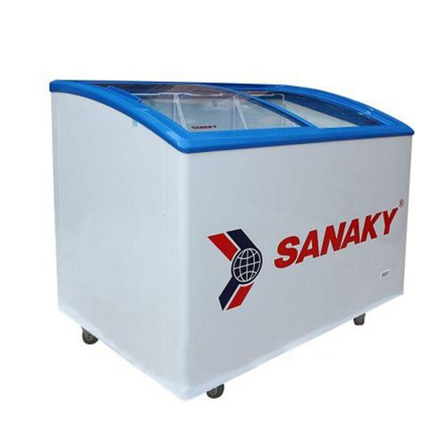 Tủ đông mát kinh cong Sanaky VH-602KW (600L)