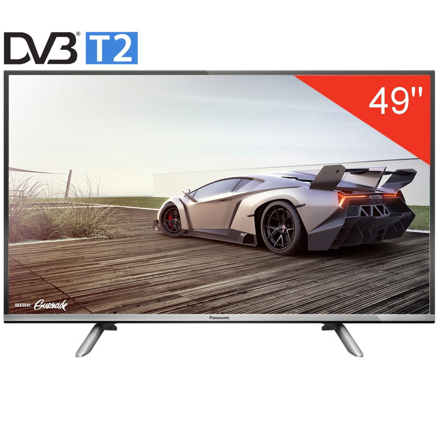 Tivi LED 49 inch Full HD Panasonic 49D410V