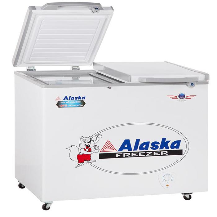 Tủ đông mát 450 lít Alaska FCA-4600N