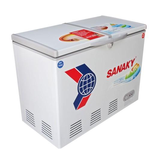 Tủ 2 ngăn đông mát Sanaky VH-3699W1