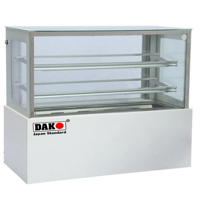 Tủ bánh kem 3 tầng DAKO GK-18F3 (Tiết kiệm điện)