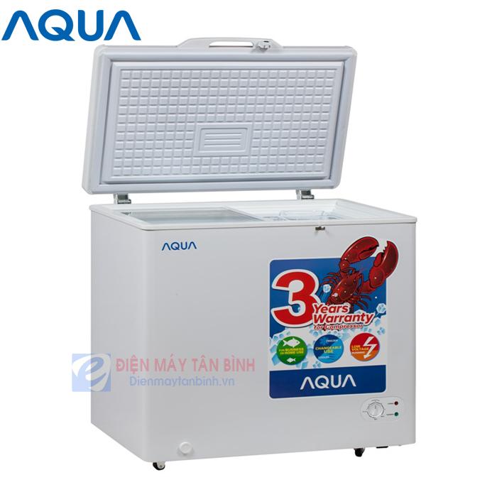 Tủ đông đá 210 lít AQUA AQF-C310