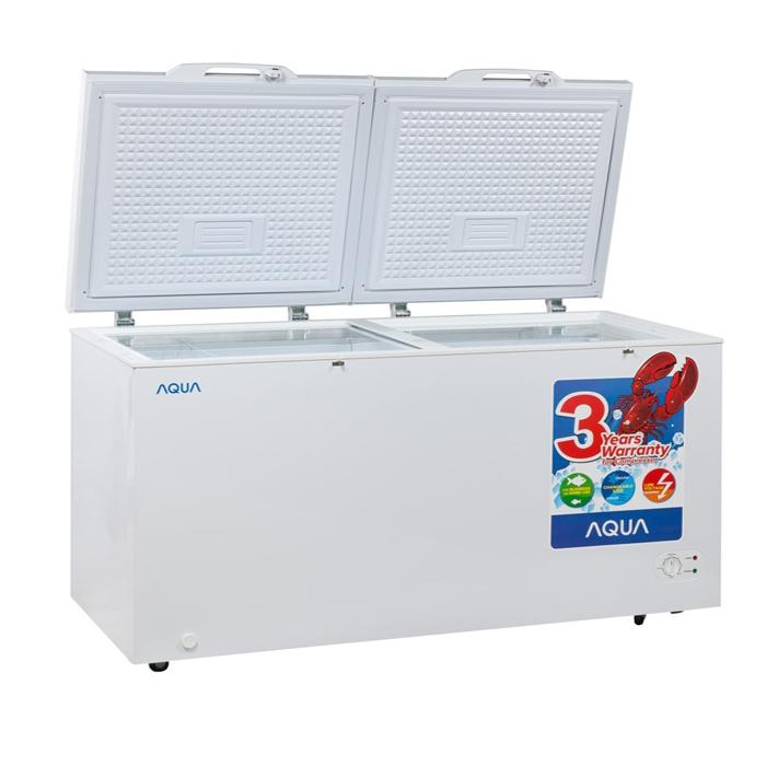 Tủ đông 720L lít Aqua AQF-C850 (Dàn lạnh ống đồng)