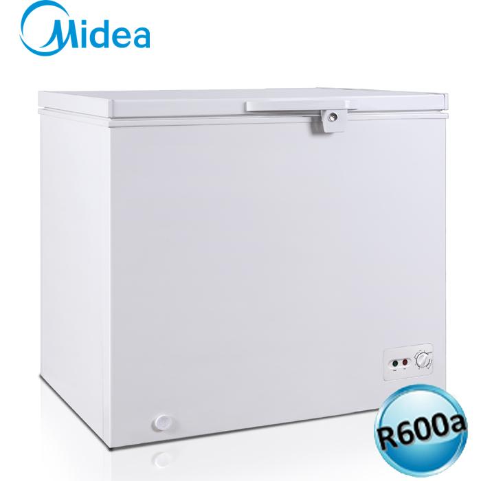 Tủ đông 215L Midea MD-255C(N) Gas R600a