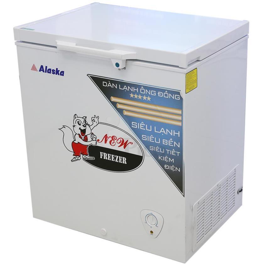 Tủ đông lạnh Alaska BD-200C (200 lít)