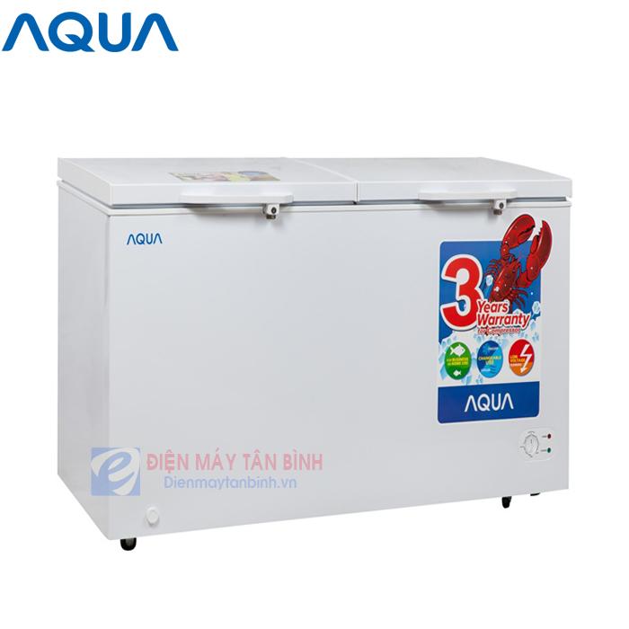 Tủ đông thực phẩm 310 lít AQUA AQF-C410