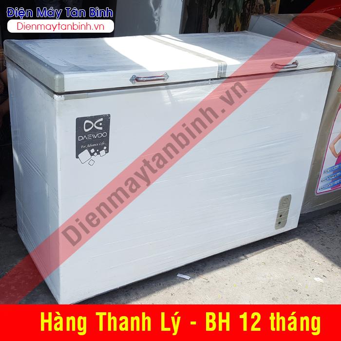 Tủ đông cũ 400 lít Daewoo 400 lít (nhập khẩu)