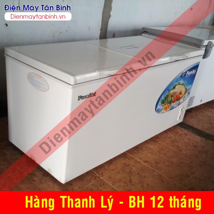 Tủ đông cũ Funiki 400 lít (Hòa Phát)