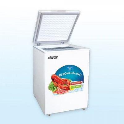Tủ đông 100L trữ sữa mẹ Hòa Phát Funiki HCF-100S1Đ