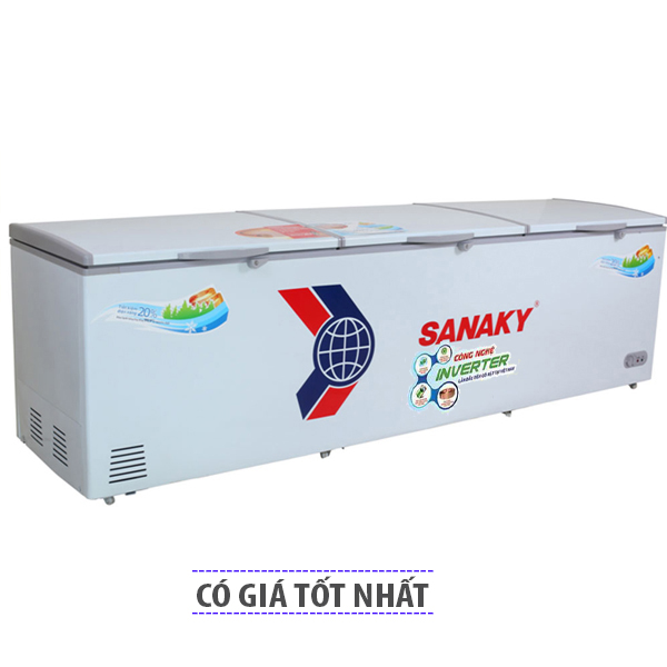 Tủ đông inverter 1000L lít Sanaky VH-1199HY3