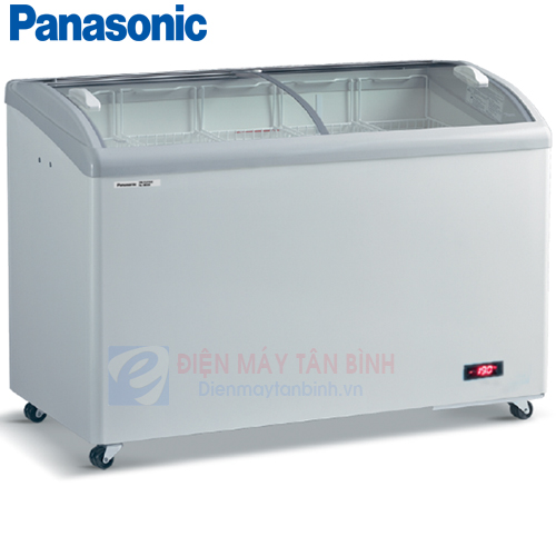 Tủ đông kem trưng bày Panasonic SCR-PT100G (Có kính)