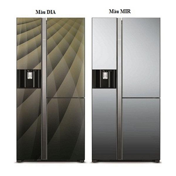 Tủ lạnh Hitachi R-M700AGPGV4X