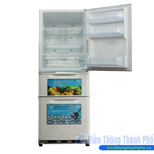 Tủ lạnh 338L lít Mitsubishi MR-C41G-PWH-V