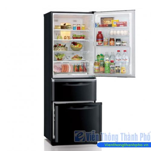 Tủ lạnh 370L lít Mitsubishi MR-C46G-OB-V