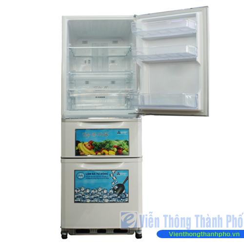 Tủ lạnh 370L lít Mitsubishi MR-C46G-PWH-V