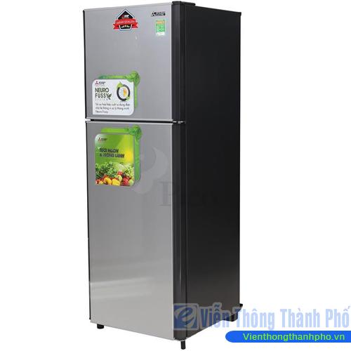Tủ lạnh 240L lít Mitsubishi MR- F30G-SL-V