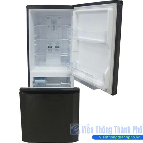 Tủ lạnh 150L lít Mitsubishi MR-P16G-0B-V