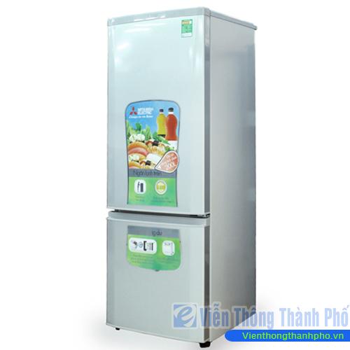 Tủ lạnh 170L lít Mitsubishi MR- P18G-SL-V