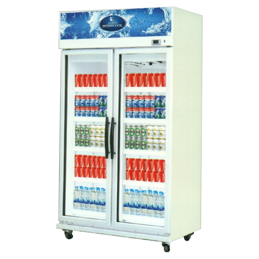 Tủ mát 1000L Sanden Intercool SDC-1000AY