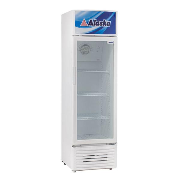 Tủ mát 200 lít Alaska LC-300 (Gas R600a)