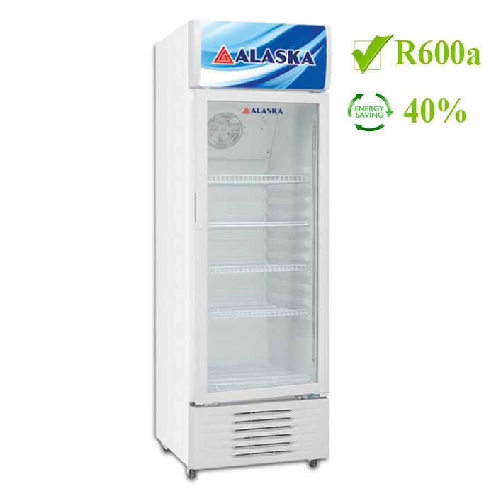 Tủ mát Alaska 450L lít LC-743H gas R600
