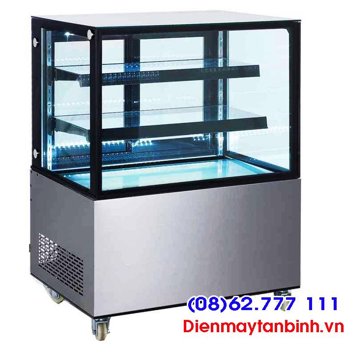 Tủ lạnh trưng bày bánh sinh nhật Alaska GSV-9L (vuông)
