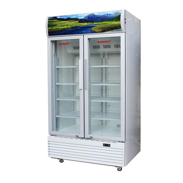 Tủ mát 2 cửa 1000 lít Sanaky VH-1009HP2