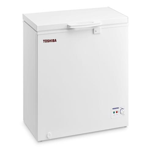 Tủ đông 198L Toshiba CR-A198V gas R-600A